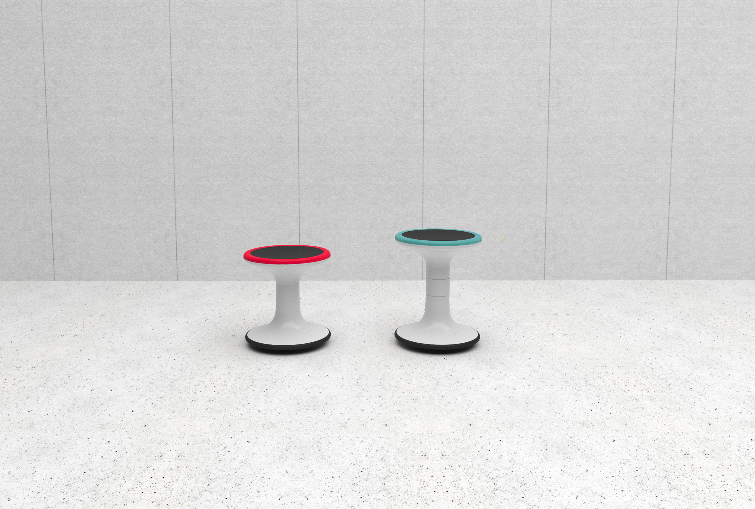 Mogi Red and Teal
