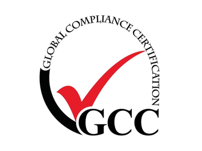 Global Compliance Certification Large