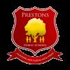 Prestons Public School Logo